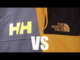 The North Face VS <b>Helly Hansen</b>. Сравниваем <b>куртки</b> от двух ...
