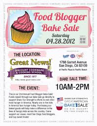 bake flyer doc tk bake flyer