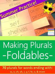 ideas about Plural Nouns List on Pinterest   Irregular Plural Nouns List  Spelling Rules and Plural Rules Pinterest