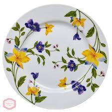 Купить Набор <b>десертных тарелок</b> Meadow <b>flowers</b>, 6 шт ...