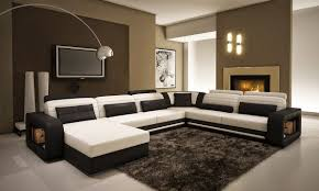 Mens Living Room Modern Brown Living Room Zampco