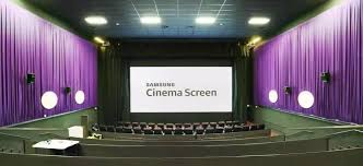 Image result for cinema screen samsung
