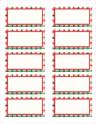 gift labels template christmas gift labels template for microsoft uploaded by adibah sahilah
