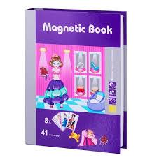 <b>Развивающая</b> игра <b>Magnetic</b> Book Маскарад, артикул: TAV037 ...
