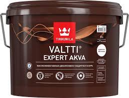 <b>Антисептик Tikkurila VALTTI</b> EXPERT AKVA EP 9л — купить в ...