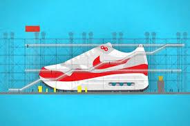 A <b>History</b> Of Inspiration: <b>Air Max</b> - Sneaker Freaker