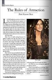 Patti Stanger, successful matchmaker | R-O-M-A-N-C-E | Pinterest ... via Relatably.com