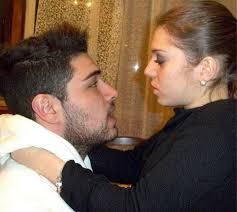 ... ad inaugurare la danza degli amori quest'anno sono stati Ruben Mendes e Angela Semerano, prima coppia ufficiale di questa edizione. - Ruben-Mendes-e-Angela-Semerano