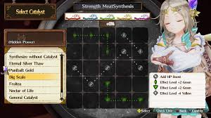 atelier firis the alchemist and the mysterious journey review in alchemy appears to be the main point of interaction in atelier firis as it serves as the moving point for the game s time limited first half