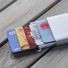 <b>Xiaomi MIIIW</b> Card Case <b>Automatic Pop</b> Up Box Cover Card Holder ...