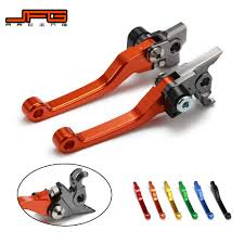 Motorcycle <b>CNC Pivot Clutch Brake</b> Lever For KTM EXC EXCR SX ...