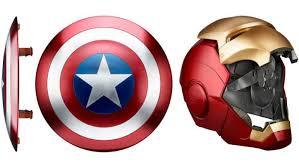 Marvel <b>Cosplay</b> Items From Hasbro - Cinelinx | <b>Movies</b>. <b>Games</b> ...
