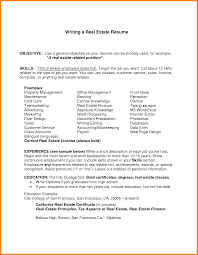 employment objective example job bid template real estate writing resume example job position objective and skills explanaition or work experience for education history png
