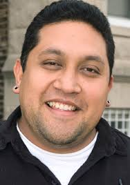 Hugo Saucedo Director of Mennonite Volunary Service and former national ... - HugoSaucedo