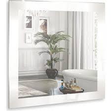 Купить <b>Зеркало Mixline</b> Карла 77х77 с подсветкой, сенсор ...