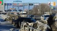 Маршрутка с пассажирами перевернулась в Челябинске: Яндекс ...
