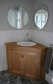 panel oak bathroom cabinet d b bathroom cabinet stunning small corner bathroom sink cabinet from oak