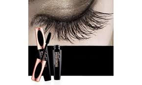Up To 70% Off on <b>4D Silk Fiber Lash</b> Mascara Ma... | Groupon Goods