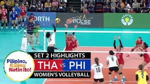 Thailand vs. Philippines - December 5, <b>2019</b> | <b>Women's</b> Volleyball ...