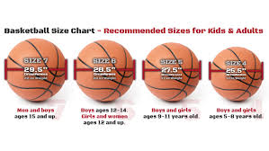 Basketball <b>Sizes</b>: A Quick Guide for All Levels of Play | STACK