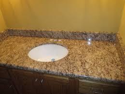 great ornamental granite bathroom