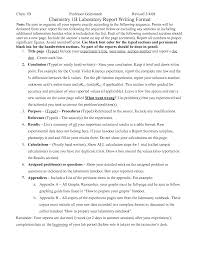 Examples of Report Writing for Students Scholastic