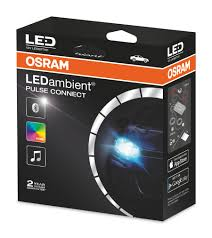 <b>Подсветка</b> фар и <b>решетки радиатора</b> OSRAM LEDAMBIENT ...