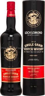 Loch <b>Lomond</b> Single <b>Grain</b> Whisky