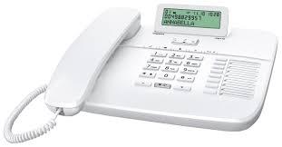 <b>проводной телефон Gigaset DA 710</b> RUS White — купить в ...