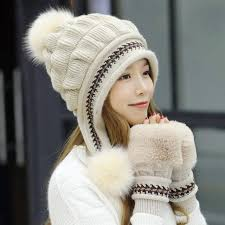 Online Shop <b>SUOGRY</b> Winter Hat Female Autumn and winter ...