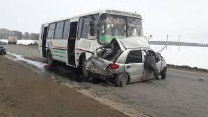 В Татарстане в ДТП погибла девушка, которая за рулем вела ...