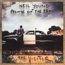 <b>Neil Young</b> / <b>Promise of</b> the Real: The Visitor Album Review | Pitchfork
