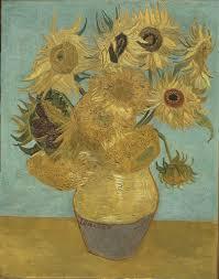 <b>Sunflowers</b> - Vincent Willem van Gogh, Dutch, 1853 - 1890 ...