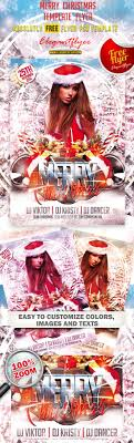 merry christmas flyer psd template designsave com high quality christmas psd flyer template for your event clubs parties and winter holiday events