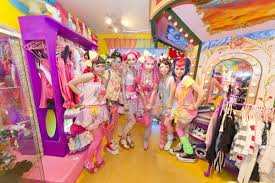 <b>Harajuku Fashion</b> | <b>Fashion</b> | Trends in Japan | Web Japan