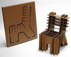 flat pack furniture eco friendly cardboard chair designs cardboard furniture design
