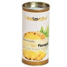 Купить <b>чай чёрный Heladiv</b> Pineapple 100 г в интернет магазине ...