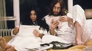 A Look Back at <b>John Lennon</b> and <b>Yoko Ono's</b> Infamous Love Story ...