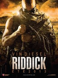 Poster Las Crónicas de Riddick 3 (The Chronicles of Riddick 3) 2013