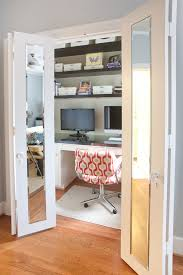 home office in closet 1000 images about office in disguise on pinterest closet office armoires and architecture awesome modern walk closet