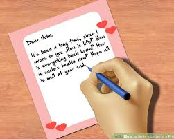 barneybonesus outstanding letter sample and letters barneybonesus fascinating how to write a letter to a friend pictures wikihow beauteous image