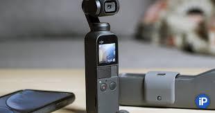Обзор <b>DJI Osmo Pocket</b>: топовая <b>камера</b> для 4K видео, размером ...