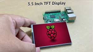 "Raspberry Pi <b>3.5</b>"" LCD <b>Touch</b> Screen SETUP & Install driver ..."