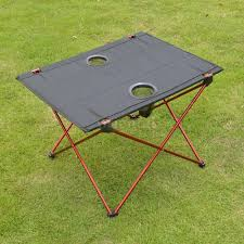 Special Price For aluminium <b>outdoor folding table</b> portable near me ...