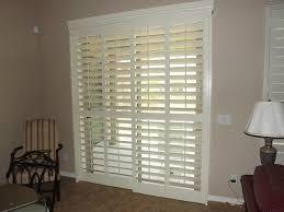 shutters on sliding patio doors plantation shutters on sliding glass doors traditional