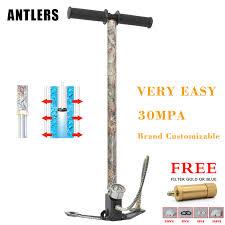 <b>4500PSI PCP Pump 3</b> Stage Airgun PCP Pump air Rifle High ...