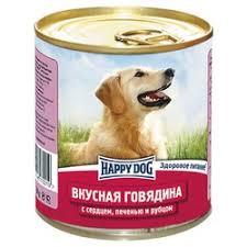 Купить <b>корм Happy Dog</b> (Хэппи Дог) для собак в интернет ...