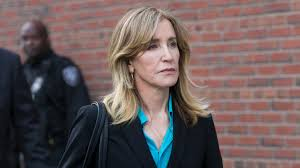 Felicity Huffman sentenced to 14 days in prison in admissions scandal