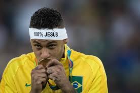 Resultado de imagem para brasil medalha de ouro futebol 2016