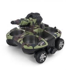 <b>Радиоуправляемый танк</b>-<b>амфибия</b>, стреляющий водой 2.4G ...